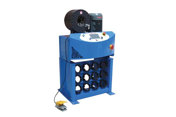 Wysokociśnieniowa hydrauliczna zaciskarka do węży do promocji małych firm