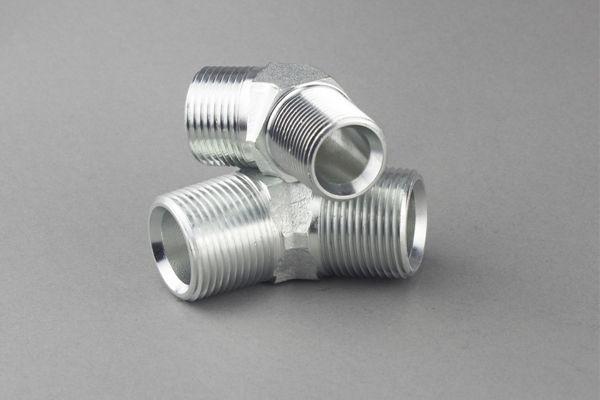 Złączki metryczne-męskie-O-ring