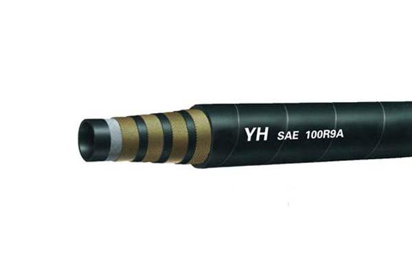 Wąż hydrauliczny R9A